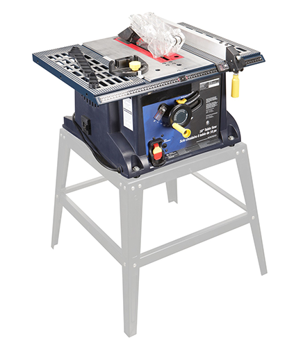 Chicago Electric 10 In 13 Amp Benchtop Table Saw